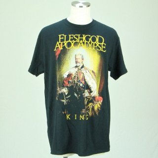 FLESHGOD APOCALYPSE King Cover, Tシャツ<img class='new_mark_img2' src='//img.shop-pro.jp/img/new/icons20.gif' style='border:none;display:inline;margin:0px;padding:0px;width:auto;' />