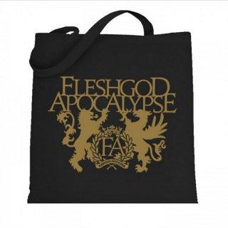 FLESHGOD APOCALYPSE Lions Logo, トートバッグ