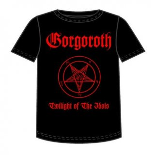 GORGOROTH Twilight of the Idols, Tシャツ