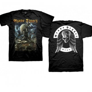 GRAVE DIGGER Exhumation Clan, Tシャツ