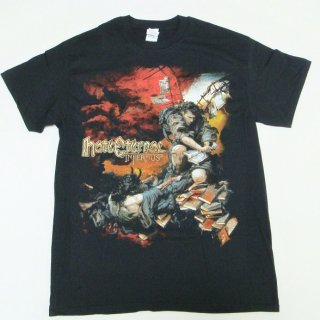 HATE ETERNAL Infernus Album Cover World Assualt, Tシャツ