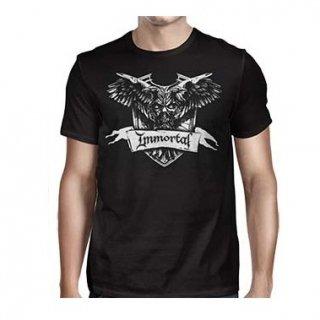 IMMORTAL Crest, Tシャツ