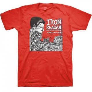 IRON REAGAN Worse Than Dead, Tシャツ