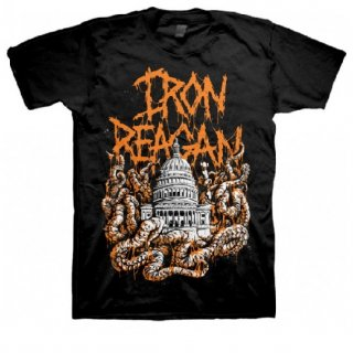 IRON REAGAN Octocapitol, Tシャツ