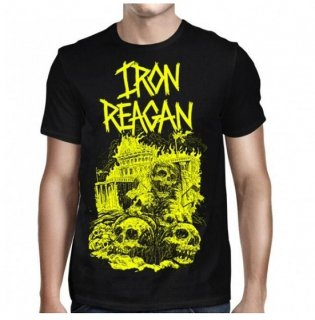 IRON REAGAN Capital Skulls, Tシャツ