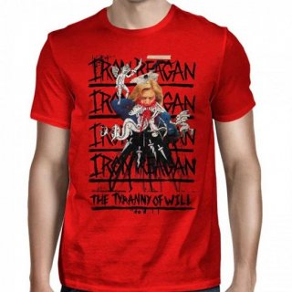 IRON REAGAN Hillary Tyranny of Will, Tシャツ