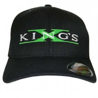 KINGS X Logo, キャップ