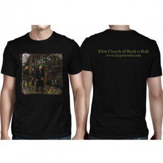 KINGS X XV Album Cover, Tシャツ