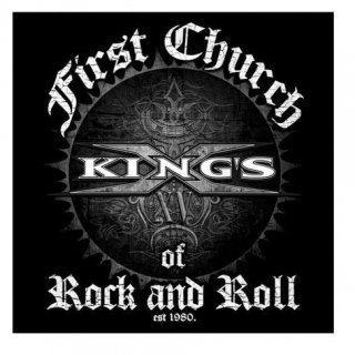 KINGS X First Church, ステッカー