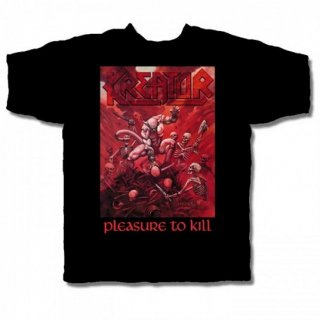KREATOR Pleasure to Kill, Tシャツ