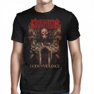 KREATOR Gods of Violence, Tシャツ