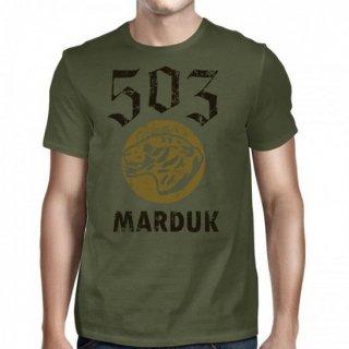 MARDUK 503 Tanks, Tシャツ
