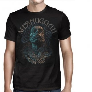 MESHUGGAH Violent Sleep Head, Tシャツ