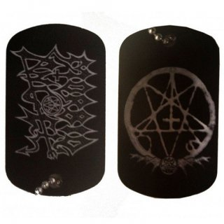 MORBID ANGEL Dog Tag, ドッグタグ