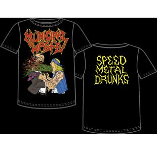 MUNICIPAL WASTE Barfing, Tシャツ