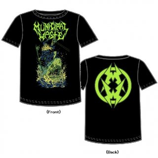 MUNICIPAL WASTE Zombie Shark, Tシャツ