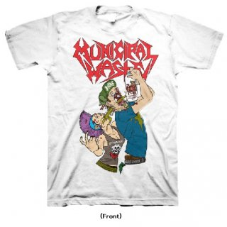 MUNICIPAL WASTE Shotgun Blast, Tシャツ