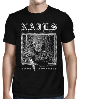 NAILS Savage Intolerance, Tシャツ