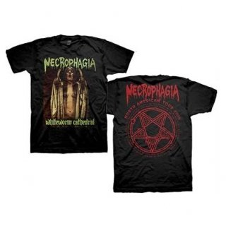 NECROPHAGIA Witch, Tシャツ