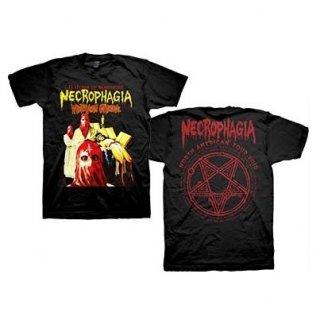 NECROPHAGIA Occult Necro, Tシャツ