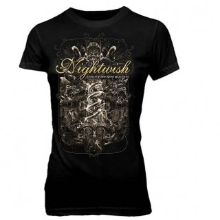 NIGHTWISH Endless Forms Tour, レディースTシャツ