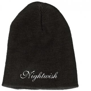 NIGHTWISH Embroidered Logo, ニットキャップ