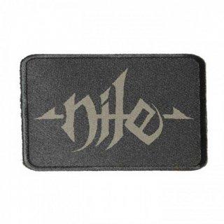 NILE Logo, パッチ