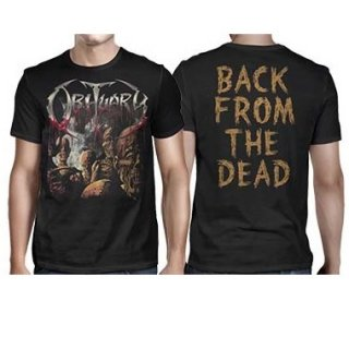 OBITUARY Back From the Dead, Tシャツ