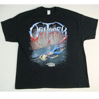 OBITUARY Slowly We Rot, Tシャツ