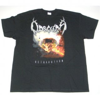 OBSCURA Retribution, Tシャツ<img class='new_mark_img2' src='//img.shop-pro.jp/img/new/icons20.gif' style='border:none;display:inline;margin:0px;padding:0px;width:auto;' />