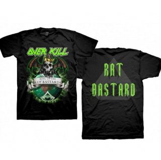 OVERKILL King of the Rat Bastards, Tシャツ