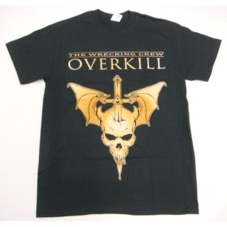 OVERKILL WDA Hockey Mask Sayreville NJ, Tシャツ