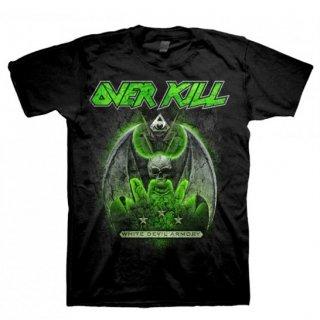 OVERKILL White Devil Armory, Tシャツ