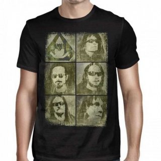 OVERKILL Faces, Tシャツ