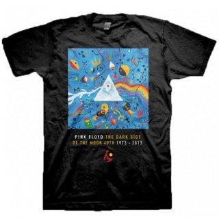 PINK FLOYD Darkside Miro, Tシャツ