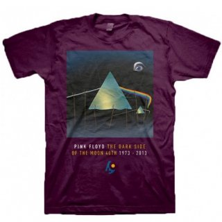 PINK FLOYD Dark Side of the Moon - Dali, Tシャツ