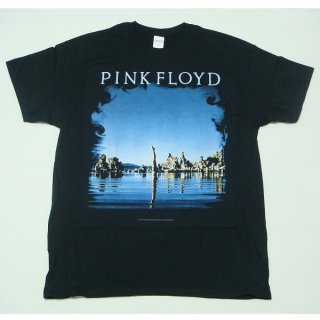 PINK FLOYD Diver -Wish You Were Here Back, Tシャツ