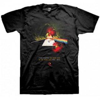 PINK FLOYD Dark Side of the Moon - Liquid, Tシャツ