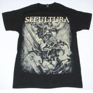 SEPULTURA S-Logo / Mediator, Tシャツ