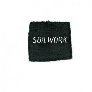 SOILWORK Embroidered Logo, リストバンド