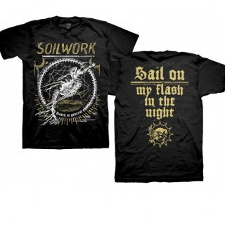 SOILWORK Death In General - Sail On, Tシャツ