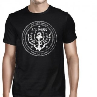 SOILWORK Anchor Beneath, Tシャツ