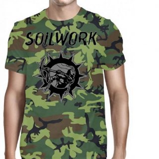 SOILWORK Swedish Metal Attack, Tシャツ