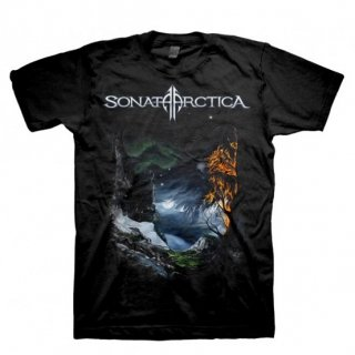 SONATA ARCTICA Days of Grays-2009 Tour Dates Back, Tシャツ