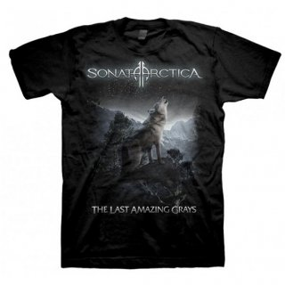 SONATA ARCTICA Last Amazing Grays - Days of Grays 2010 Tour Dates, Tシャツ