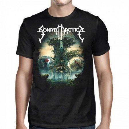 The Ninth Hour T-shirt Sonata Arctica Musik