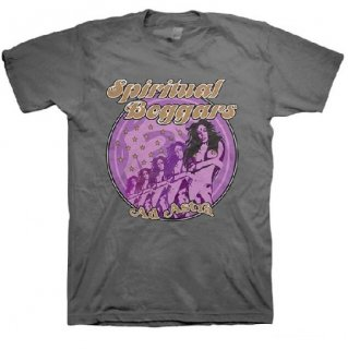 SPIRITUAL BEGGARS Ad Astra Charcoal, Tシャツ