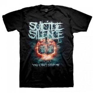 SUICIDE SILENCE You Can't Stop Me, Tシャツ
