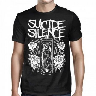 SUICIDE SILENCE Grim Reaper Candle, Tシャツ