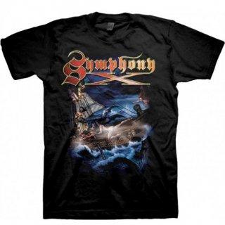 SYMPHONY X Odyssey Album Cover, Tシャツ